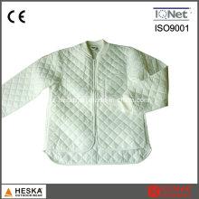 100 % Polyester Winter Mantel gepolsterte Unterwäsche