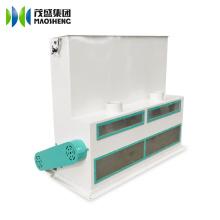 Tfdz Sorghum Seed Cleaning Machine Soybean Seed Cleaner Aspirator Channel