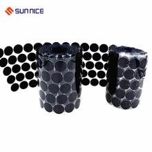 Puntos de gancho y lazo autoadhesivos de bajo precio de 25 mm