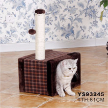 Latest Design Superior Quality Cat Tree Cat Toy Cat Product Pet Accessories