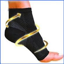 Calcetines de compresión de tobillo bandas de resistencia equipos de ejercicio