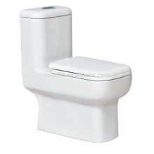 CB-9813 Ceramic One Piece Floor Mounted Square Toilet 0.8/1.6GPF water saving easy installation toilet commode