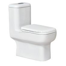В CB-9813 керамические один кусок Пол-установленный туалет площадью 0.8/1.6 ФГП экономия воды простота установки унитазы