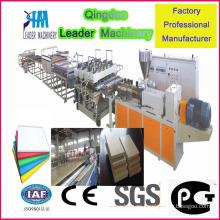 Máquina de producción de tablero de gabinetes de cocina