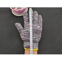 Цветок песок 850 г кофейного хлопка работы перчатки для экспорта
