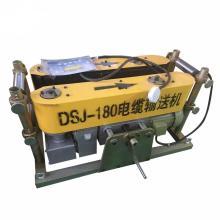 Machine de soufflement de câble de moteur à essence pour la pose de câble