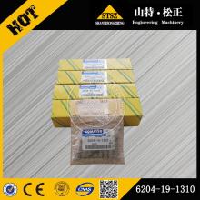 Оригинальные запчасти Komatsu PC60-7 клапан 6204-19-1310