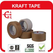 Water-Activated Kraft Tape, Paper Kraft Tape