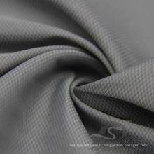 Imperméable à l'eau et à l'extérieur Vêtements de sport en plein air Veste en coton Woven Phantom Plaid & DOT Jacquard 38,5% Nylon + 61,5% Tissu en polyester (NJ045)