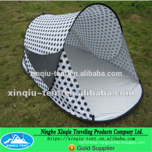 Hot style pop up easy folding beach tent