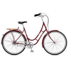 Stahl-Gabel-Material-City-Bike