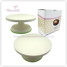 27*13 Cake Decorating Turntable Stand, Revolving Cake Stand