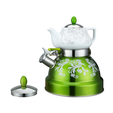 Traditionelles Whiskting Kettle Set