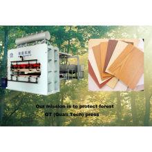 1600t- 1830*2750mm Melamine laminated hot press/Hydraulic shory cycle melamine press machine/plywood laminating machine