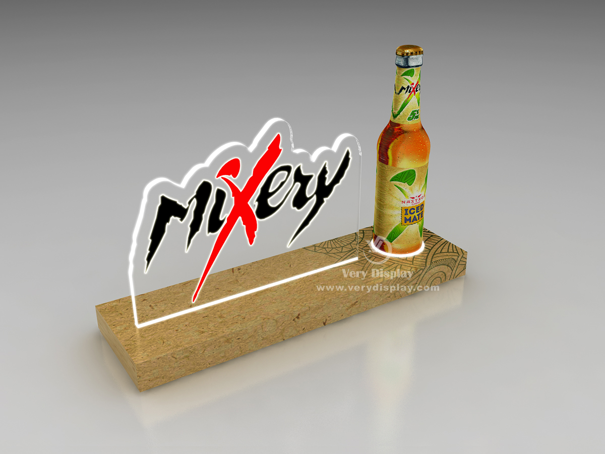 Mixery bottle glorifier