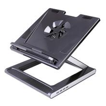 """10 """"-17"""" Notebook Laptop Stand mit 4 Anschlüssen USB2.0 Hub"""