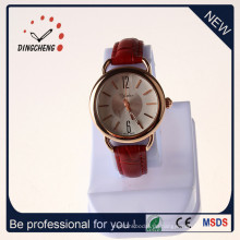 Schnelle Lieferung Frauen Uhr Quarzuhr Damenuhr (DC-159)
