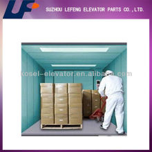 Ascensor de carga, Elevador de mercancías, Elevador de carga