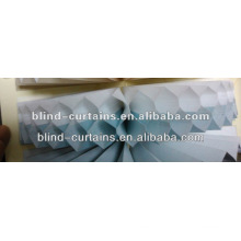 Dual cell classic fabric honeycomb blind
