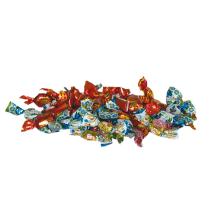 Doppelte Torsion-Süßigkeiten-Verpackungsmaschine