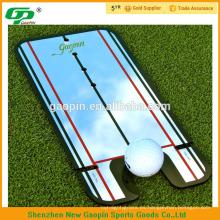 Nuevo diseño de golf equipo de golf de golf poner espejo