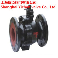 Cast Iron Ball Valve Lever Operated