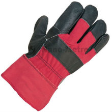 NMSAFETY Cowhide furniture leather bicycle gloves