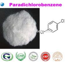 Paradichlorobenzene de alta qualidade (PDCB) CAS no .: 106-46-7 com entrega rápida