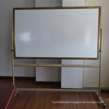Lb-01 Double Sides Whiteboard Blackboard with Stand for Sale