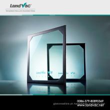 Landglass Material de construção à prova de som Vácuo Low E Glass