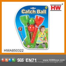 Los niños de deporte de juguete de deporte de lanzar bola juego de atrapar juego de bola