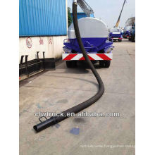 CLW 3-4cbm fecal suction truck