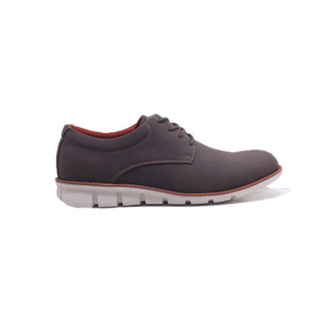 New Style Lace up Shoes Men's Leather