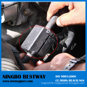 Magnetic Fuel Saver for Car