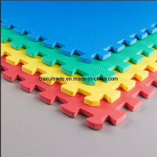 Interlocking Heavy Duty EVA Foam Floor Puzzle Work Gym Mat Training Teakwondo Gym Mat