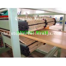 Деревянная Пластичная Составная Дверная Машина Штранг-Прессования