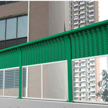 Acryl Clear Sound Protection Barrier Panel