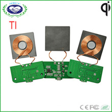 1 зарядное устройство для беспроводного зарядного устройства Coil Ti для беспроводного зарядного устройства PCBA