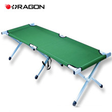 DW-ST099 Aluminum alloy military folding camping bed