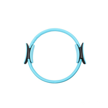 Wholesale Fitness Magic Circle Sports And Equipment Yoga Pilates Ring With Handle