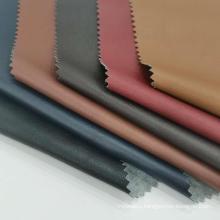 Retro PU  Artificial Leather Fabric