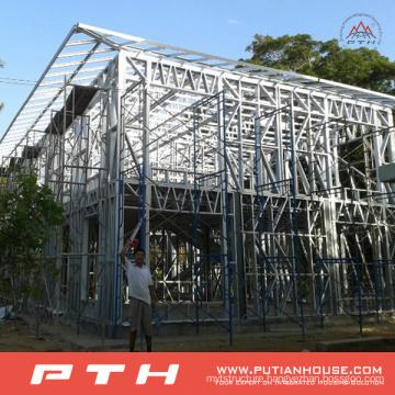 Light Steel Prefabricated Villa House as Modular Home