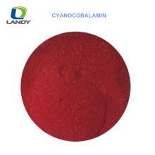 Nahrungsergänzungsmittel Vitamin B1 B6 B12 Cyanocobalamin