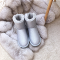 Customized Outdoor Sheepskin Boots