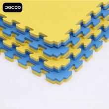Motif Tatatmi réversible Jigsaw 100cmX100cm 3cm Thick Puzzle Mat