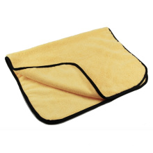 Microfiber Kitchen Dish Hand Table Home Cleaning Towel, Custom Logo High Density Soft Car, Window, Screen Cleaning Cloth