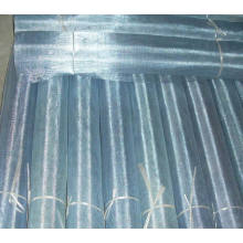 Écran de fenêtres à fil de fer galvanisé
