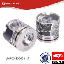 Pistão do motor YC6A yuchai A4700-1004001 (A)