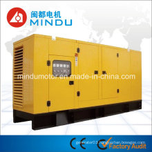 Low Fuel Consumption Silent Weichai 250kVA Diesel Generator