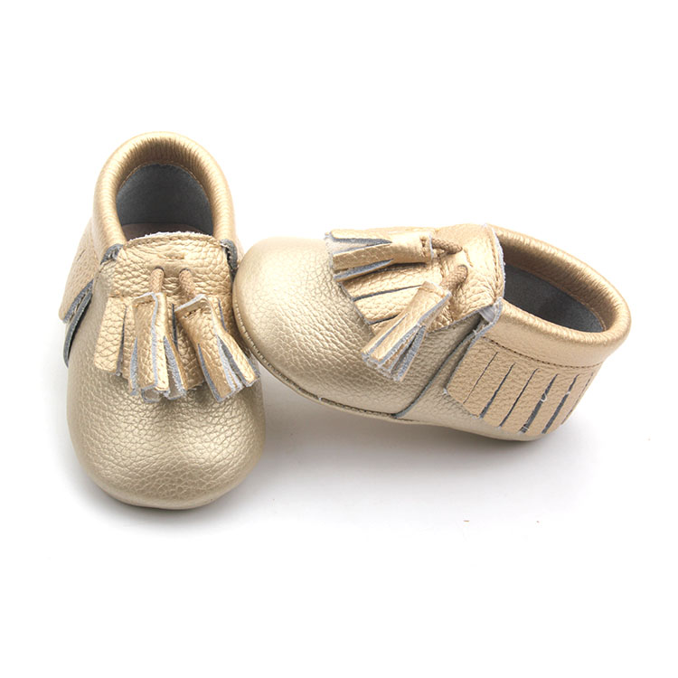 Baby Moccasins Toddler shoes Leather